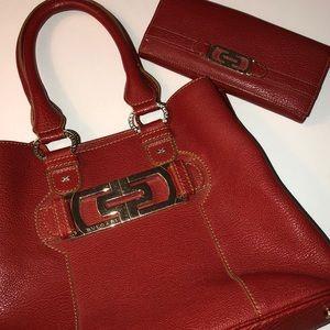 Bvlgari Bundle Handbag and wallet
